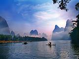 我想去桂林双飞5日游全陪团