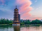 郑州到桂林双飞5日