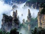 郑州到张家界凤凰古城双飞5日游