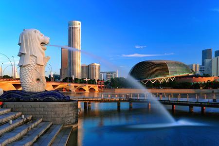 杭州新加坡+民丹島5-6天4晚自由行套餐