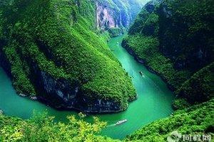 济南至重庆、三峡(涉外美维游船)    单飞双动六日游