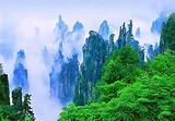 """""""张家界全景游""""----天门山之旅  全景双卧五千赢国际手机版"""