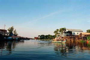 【享誉全球】柬埔寨--吴哥、洞里萨湖双飞五日休闲之旅