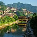 【全景贵州】黄果树瀑布、万峰林、荔波大小七孔西江苗寨双飞七日