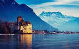 寰享 欧洲瑞士希腊10天(007雪峰+圣托里尼+圣岛+雅典)