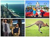澳礁东海岸—澳大利亚凯恩斯一地9日山航正班