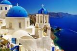 济南到希腊8天半自由行圣托利亚岛+雅典卫城