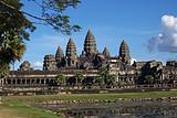 柬埔寨、吴哥、洞里萨湖、双飞六日休闲之旅