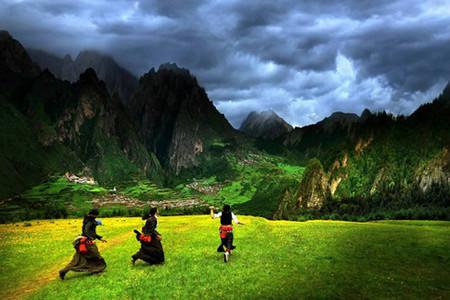 甘南專線:夏河、扎尕那、花湖、若爾蓋大草原、郎木寺品質3日游