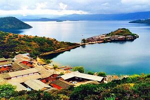 昆明石林九乡+丽江+雪山+香格里拉+泸沽湖+大理10日跟团游