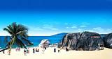 休闲度假、海南三亚、亚龙湾、蜈支洲岛双飞5日游