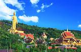 云南昆明石林+西双版纳+野象谷+中缅边境5日跟团游