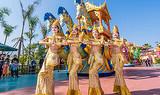 云南昆明+老挝+西双版纳4天3晚跨国游