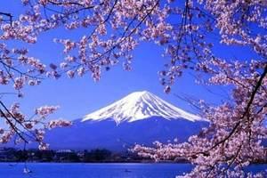 日本京都+东京+大板+箱根6日5晚跟团游