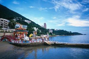 双飞港澳4晚5日游,海滨公园,乘船游缆维多利亚港,入住星级酒
