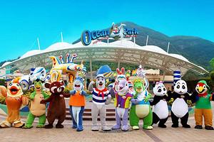 香港+澳门4晚5日游,赠香港观景台