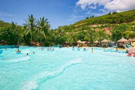 越南直飞芽庄6晚5天跟团游,休闲酷玩,欢乐天堂珍珠岛