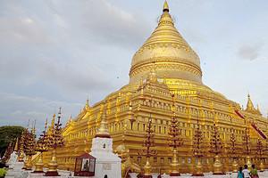 缅甸曼德勒+茵莱湖+蒲甘+维桑海滩+双飞8天纯玩摄影之旅
