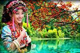昆明丽江香格里拉泸沽湖大理8日游
