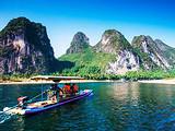 昆明到广西旅游,桂林+北海+涠洲岛7日游,高铁往返