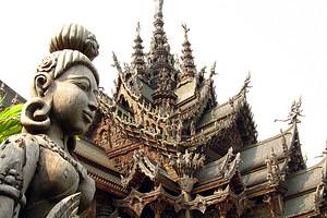 曼谷+芭提雅+沙美岛7天5晚半自助游