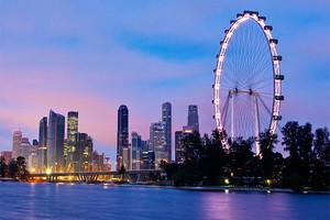 新加坡、海中天、马来西亚、波德申5晚6天之旅
