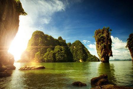 普吉岛、珊瑚岛、帝王岛、PP岛6晚7天游
