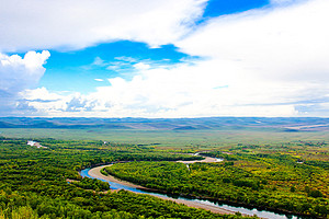 6-7月尊享内蒙古-辉腾锡勒大草原、响沙湾、双飞5日