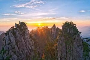 【3月经典黄山】仙境黄山+西海大峡谷+水墨宏村 高铁三日