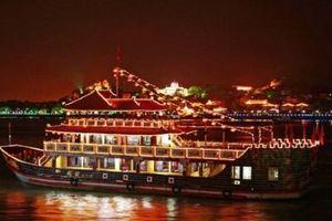 廈門鷺江夜游(客運碼頭)