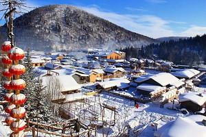 【12月冰雪盛宴】哈尔滨+雪乡+北方三亚湾双飞6日游