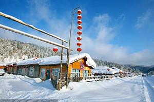 【12月冰雪共舞】哈尔滨+雪乡+长白山+万达度假区7日游
