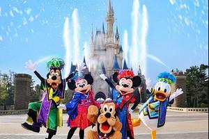 【12-1月明珠迪士尼】迪士尼/東方明珠/外灘/城隍廟3日游
