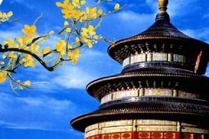 【悠游北京】香山赏红叶四钻酒店纯玩20人精品团