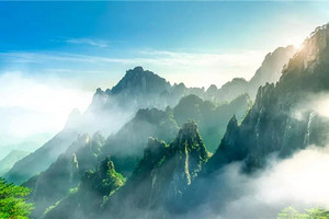 【私享全景】黄山日出/西海峡谷/水墨宏村三日游(私人小团)