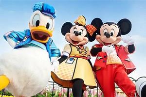 【可乐迪士尼】迪士尼+环球金融中心+四行仓库+云朵书院三日游