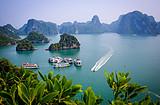南寧到越南下龍、吉婆島四天海上世外桃源浪漫之旅
