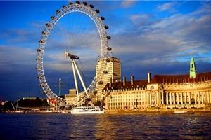 南寧到英國9日經典之旅(環球體驗季)