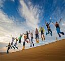 南宁到内蒙古豪华激情冬游—银色草原滑雪、银肯响沙湾双飞五日游