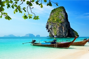 南宁到曼谷、苏梅岛悬崖海景-自由行 5晚6天
