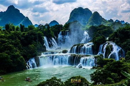 【纯玩不进店】德天瀑布、通灵大峡谷2日游