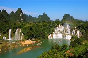 【特价团】德天瀑布、通灵大峡谷2日游