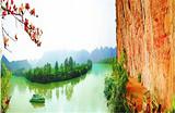 左江花山岩画、蝴蝶谷一日游