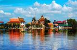 南寧到柬埔寨吳哥+西港6日游(4星)