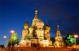 南寧到俄羅斯莫斯科、圣彼得堡、金環小鎮、皇家花園9日游
