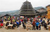 南宁到丹洲古镇、程阳风雨桥、侗族新年 坐妹 纯玩3日游