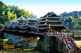 南寧到柳州通道萬佛山,皇都文化村、程陽風雨橋純玩3日游
