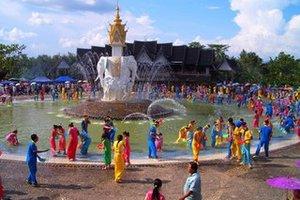 幸福版纳  勐仑植物园、野象谷,原始森林公园4日纯玩游