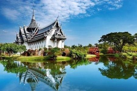 泰风情  曼谷 芭提雅6天5晚游_包含2500元的特色礼包