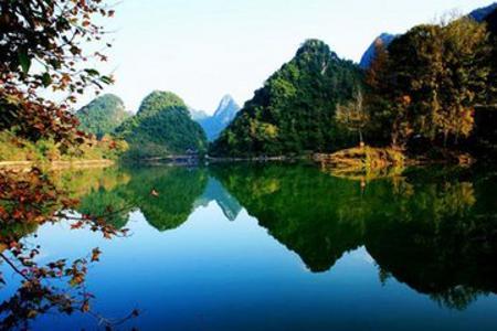 黄果树、梵净山、镇远古镇、青龙洞、小七孔西江苗寨6天5晚游